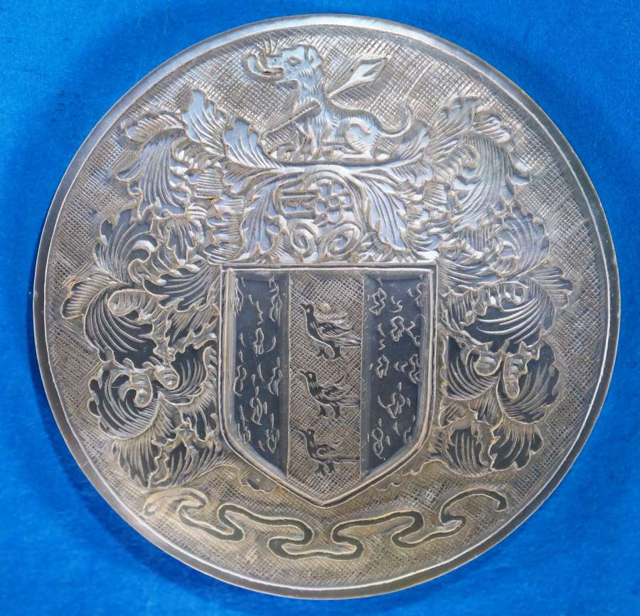 1 Early armorial counters 1720 -1780