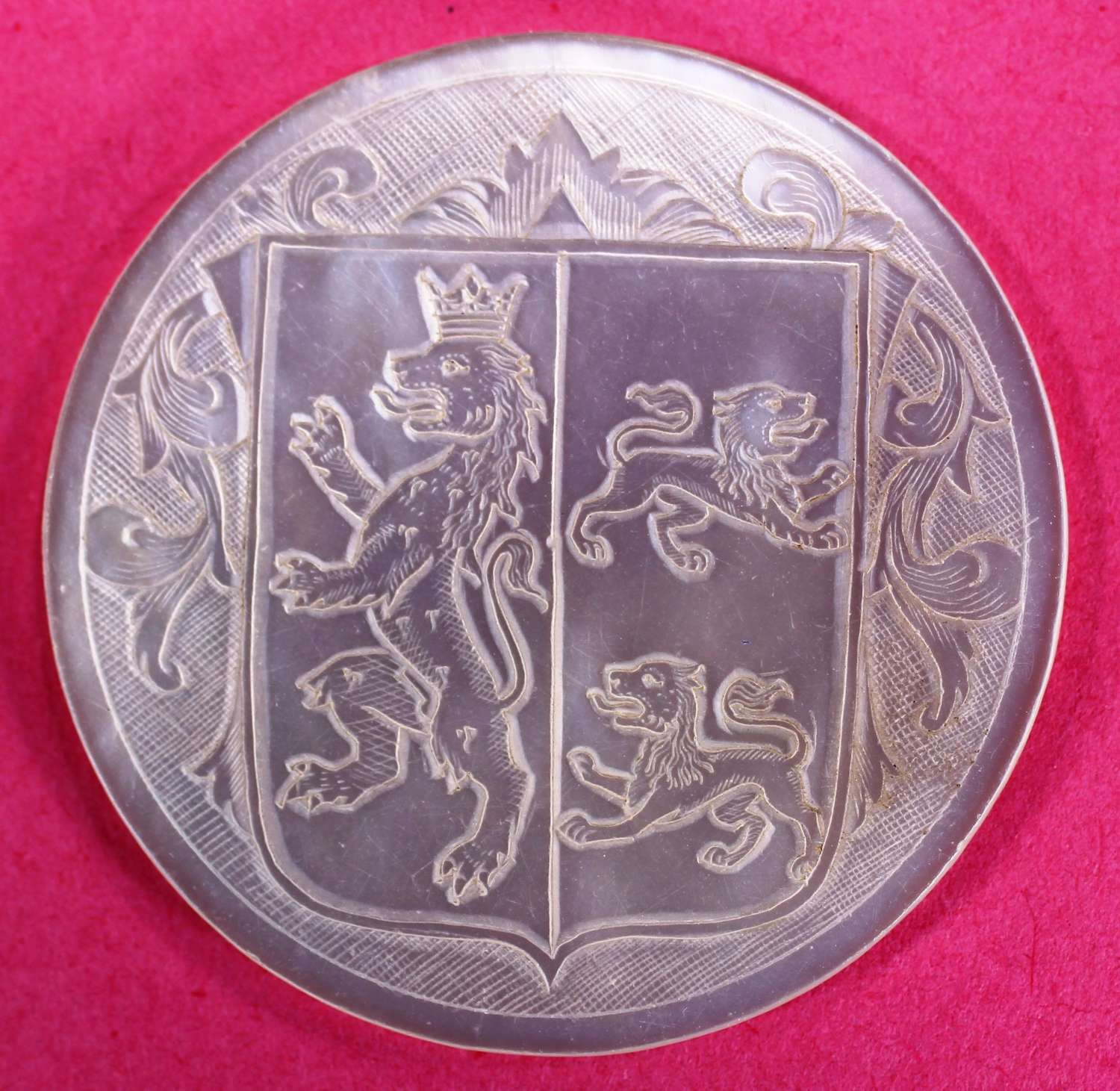 EARLY ARMORIAL UNIDENTIFIED